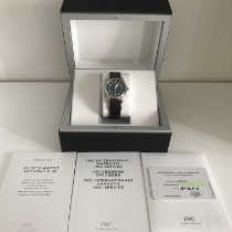 IWC Pilot's Watch Automatic 36 Acier 36mm Gris Arabes France, Paris