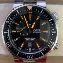 Oris Steel Automatic 7609 pre-owned Singapore, Singapore