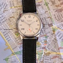 NOMOS Club Campus Steel 38.5mm White