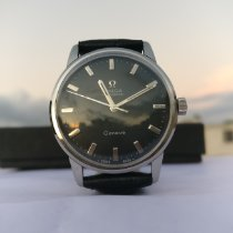 Omega Steel Automatic Genève pre-owned India, DELHI
