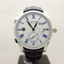 Ulysse Nardin Dual Time 3243-132/E0 Steel 42mm Canada, Montreal