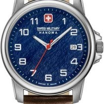 Swiss Military Hanowa Swiss Soldier Prime 39mm Azul