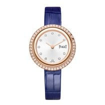 Piaget Possession Rose gold 34mm Silver No numerals