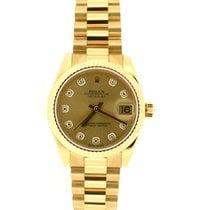 Rolex Lady-Datejust neu 2013 Automatik Uhr mit Original-Box und Original-Papieren 178278