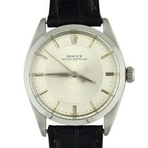 Rolex Oyster Perpetual Steel 34mm Silver No numerals United States of America, Georgia, Atlanta