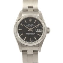Rolex Oyster Perpetual Lady Date 26mm Noir