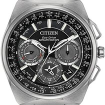 Citizen neu Quarz 45mm Titan Saphirglas