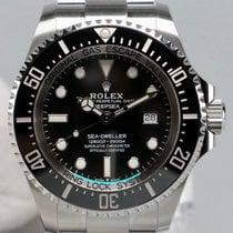 Rolex Sea-Dweller Deepsea 126660 Nuevo Acero 44mm Automático