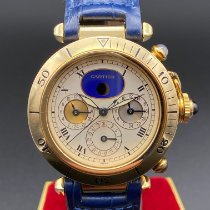 Cartier Pasha 30018 1989 pre-owned