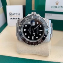 Rolex Submariner Date Steel 40mm Black No numerals United States of America, California, LA