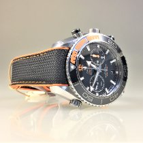 Omega Seamaster Planet Ocean Chronograph 215.32.46.51.01.001 Sehr gut Stahl 45.5mm Automatik