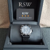 RSW Steel 42mm Automatic 7540 new