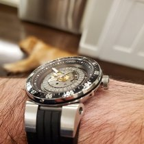 Oris Williams F1 Acier Transparent Arabes