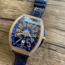 Franck Muller Vanguard V41SCDTACBL New Rose gold Automatic United States of America, California, Sunnyvale