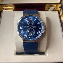 Ulysse Nardin Marine Chronometer 43mm 263-67 2014 подержанные