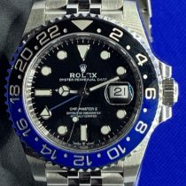 Rolex GMT-Master II Steel 40mm Black No numerals United States of America, Florida, West Palm Beach