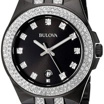 Bulova Crystal 98B251 New