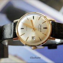 GUB Glashütte Acier 36mm Remontage automatique occasion