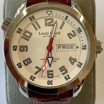 Louis Erard La Sportive Acero 42mm Blanco Arábigos