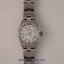 Rolex Oyster Perpetual Lady Date Acier 26mm