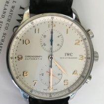 IWC Portuguese Chronograph IW3714 Muito bom Aço 41mm Automático Portugal, Cascais