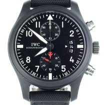 IWC Pilot Chronograph Top Gun IW388001 pre-owned
