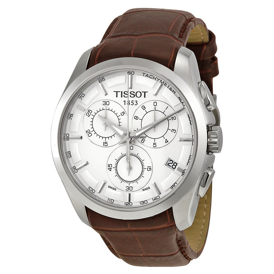 Tissot Couturier T035.617.16.031.00 2020 ny