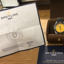 Breitling Superocean 44 Steel 44mm Yellow Australia, 41 Ebor Ave,Mile End SA 5031