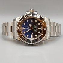 Rolex Sea-Dweller Deepsea Acciaio 44mm Blu Senza numeri Italia, roma