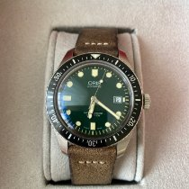 Oris Divers Sixty Five 01 733 7720 4057-07 5 21 02 2017 pre-owned