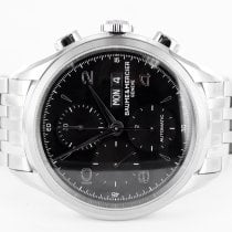 Baume & Mercier Clifton Steel 43mm Black