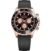 Rolex 116515LN-0017 Or rose 2021 Daytona 40mm nouveau