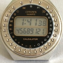 Citizen 49-9315 Ubrugt Stål 40mm Kvarts