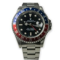Rolex 16700 Steel GMT-Master 40mm pre-owned United States of America, Florida, Plantation