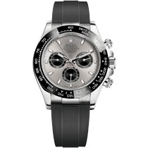 Rolex 116519LN-0027 Or blanc 2021 Daytona 40mm nouveau
