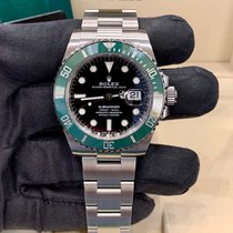 Rolex 126610lv Steel 2020 Submariner Date 41mm new