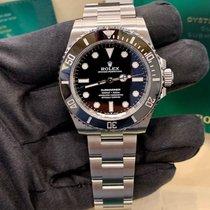 Rolex Submariner (No Date) nuovo 2020 Automatico Orologio con scatola e documenti originali 124060