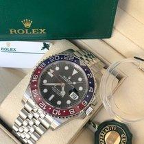 Rolex 126710BLRO Steel 2019 GMT-Master II 40mm new