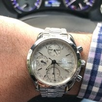 Omega Speedmaster Day Date Steel 39mm Silver United States of America, New Hampshire, Dover