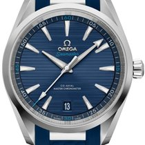 Omega Seamaster Aqua Terra 220.12.41.21.03.001 2020 new