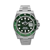 Rolex Submariner Date 116610LV 2020 pre-owned