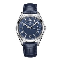 Vacheron Constantin Fiftysix Acier 40mm Bleu