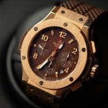Hublot Big Bang 44 mm Aur roz Maron Roman