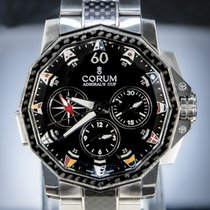 Corum Admiral's Cup Challenger 98669111V761AN92 używany