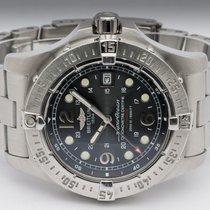 Breitling Superocean Steelfish Steel 44mm Grey Arabic numerals