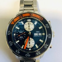 IWC Aquatimer Chronograph IW376704 pre-owned