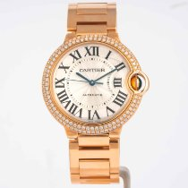 Cartier Rose gold 36mm Automatic WJBB0005 new