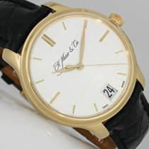 H.Moser & Cie. Endeavour Oro rosa 41mm Plata