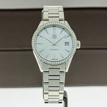 TAG Heuer Carrera Lady Steel 32mm Mother of pearl United States of America, Massachusetts, Andover