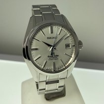 Seiko Grand Seiko Steel Silver No numerals United States of America, Massachusetts, Andover